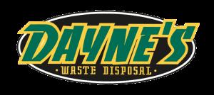 Dayne's Waste Disposal – Driver